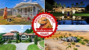 Dino-mite! T. Rex-Inspired Listing Roars to the Most Popular Home of the Week