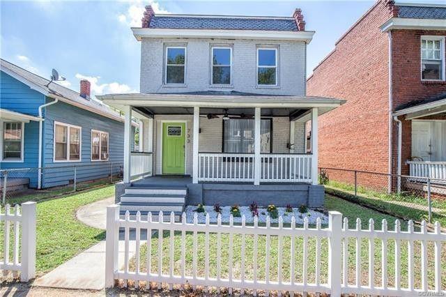 733 Arnold Ave., Richmond, VA