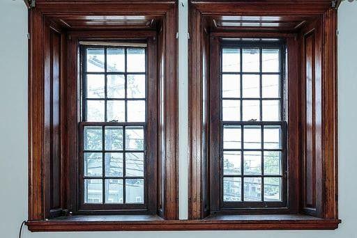 Nine-over-nine windows