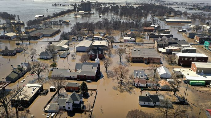 Floods Ravaging the Midwest Will Wreak Havoc in Housing