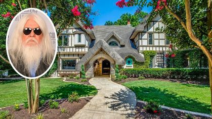 Leon Russell's Magical Storybook Tennessee Cottage — This Home's for You