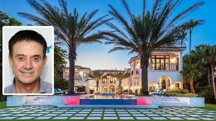 College Basketball Coach Rick Pitino's Florida Mansion Finally Sells for $17M
