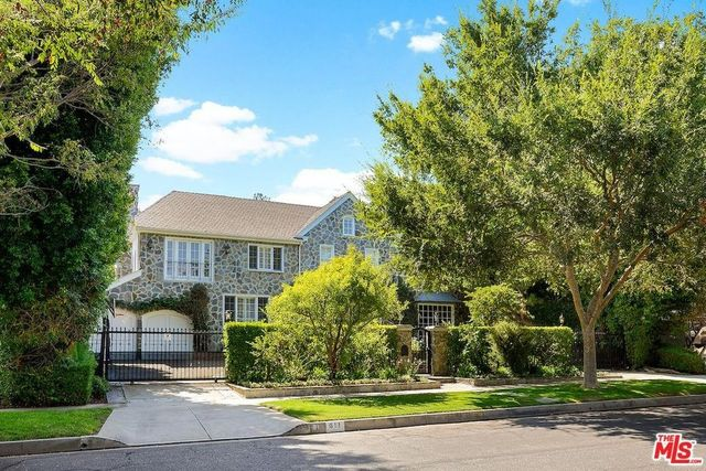 Doug Ellin's Beverly Hills Home