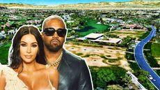 Why Kim Kardashian and Kanye West's Latest Land Grab Is Weirdly Brilliant