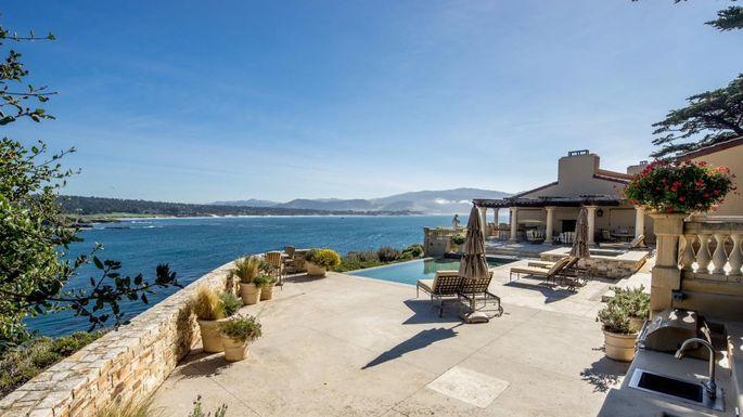 Pebble Beach Retreat