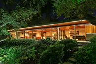 Neutra Classic Owned by TV Legend Steven Bochco Lists in Encino