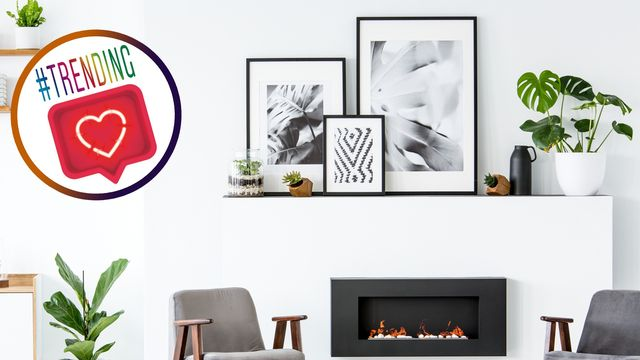 The Week's Hottest Living Room Looks on Instagram Are Swanky and Sophisticated