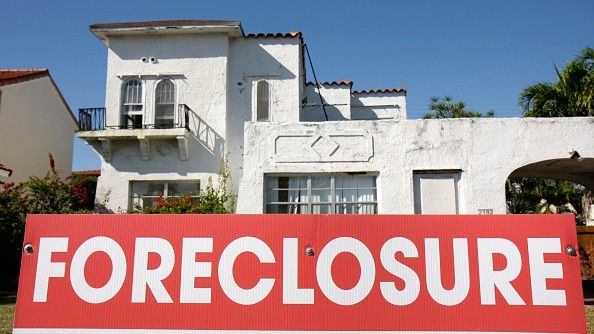 Foreclosures swept the nation.