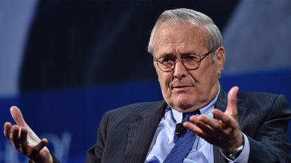 Donald Rumsfeld Selling Maryland Home Known as 'Mount Misery' for $2.45M