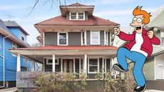 Attention, 'Futurama' Fans: Philip J. Fry's Childhood House in Brooklyn Is Up for Sale