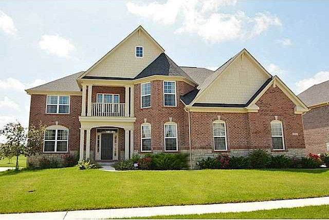 Beautiful homes in the 10 best american suburbs for Top ten home builders