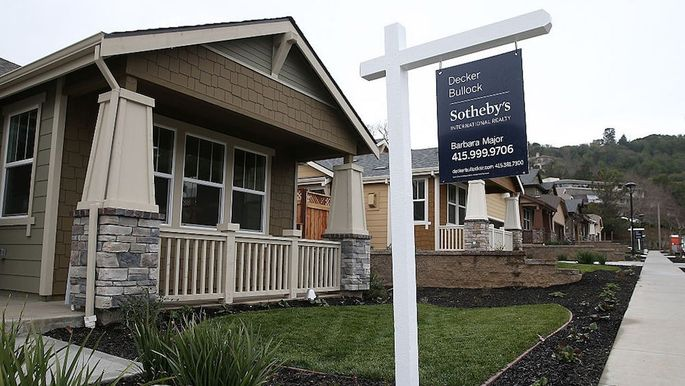 New Home Sales Rise To Highest Levels In Six Years