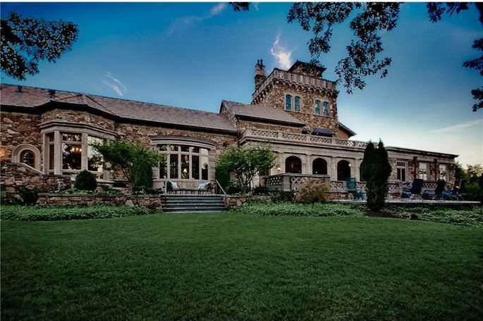 Arkansas 39 most expensive house is a scottish castle for Home builders in arkansas