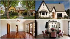 Before and After: How a Couple Gave New Life to a 1920s Tudor