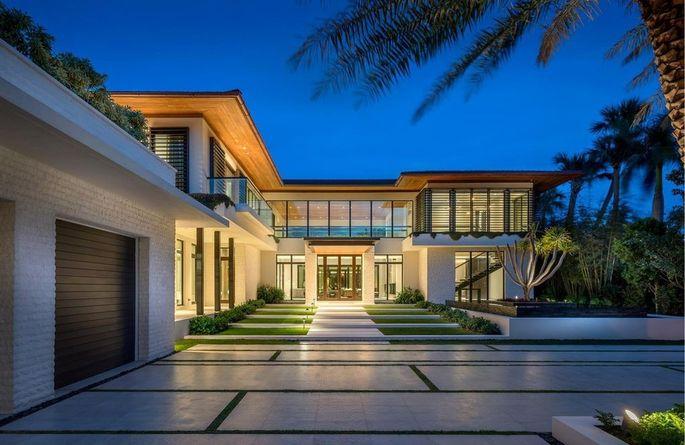 DJ Khaled's new mansion in Miami