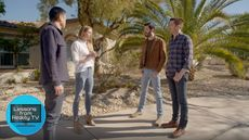 The Property Brothers Encounter a Kitchen Design Travesty To Never Commit