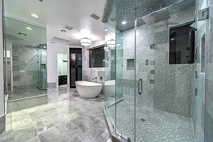 Mike tyson set to sell knockout mansion in nevada for 1 for Bathroom 75 million