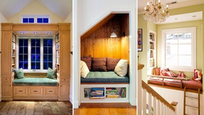 3 Reading Nook Ideas That Any Bookworm Will Adore
