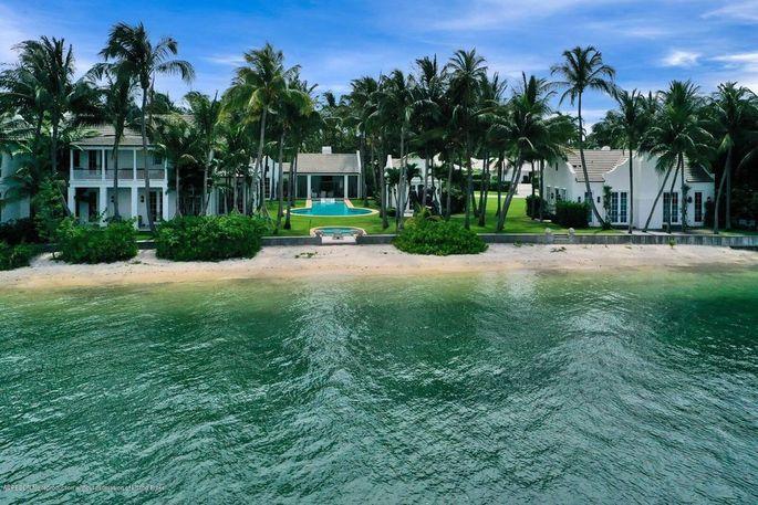 Palm Beach compound