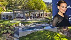 Natalie Portman Is Latest Celeb Lured by Posh California Enclave