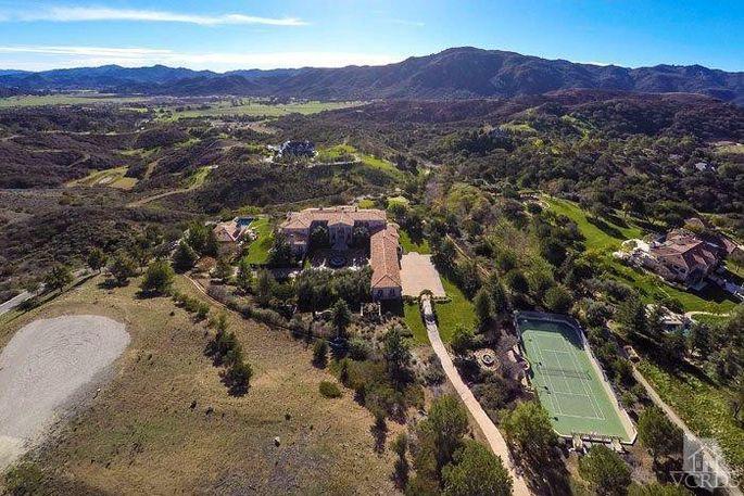Opulent estate