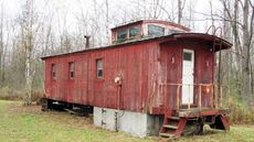Hunting Hideaway Off the Rails: Could a Caboose Be Your Cabin in the Woods?