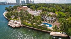 $40M Villa on Miami Beach's Star Island Is the Week's Most Expensive New Listing