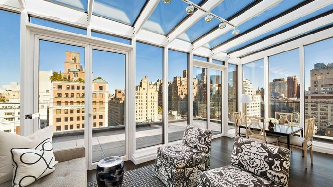 Dramatic 36m In Nyc Is This Week S Most Expensive New Listing