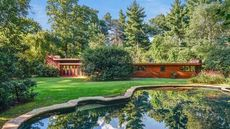 Why This Frank Lloyd Wright Home for Sale Might Scare You If You're Square