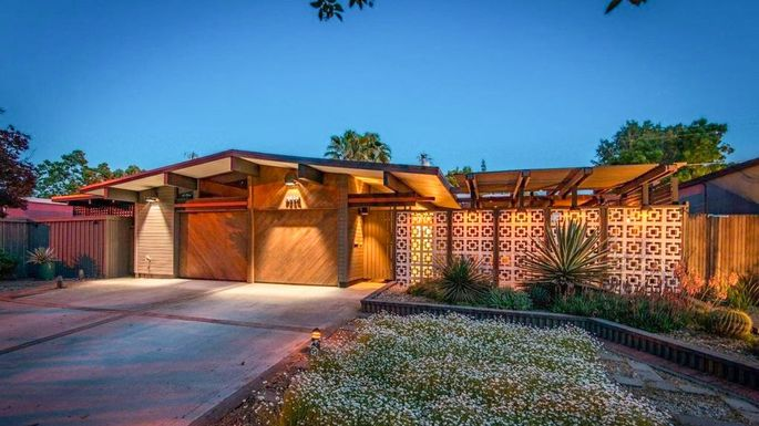 What are eichler homes mid century modern architectural gems thats what