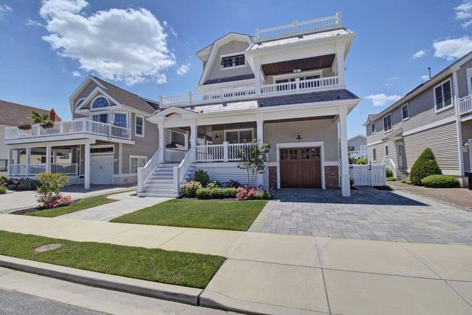 Chad Henne's house in Avalon, NJ