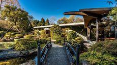 This Midcentury Modern Time Capsule Boasts an Astonishing Japanese Garden