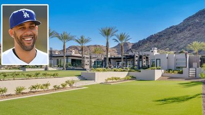 All-Star David Price Buys $9.5M Paradise Valley Mansion—From All-Star Justin Upton