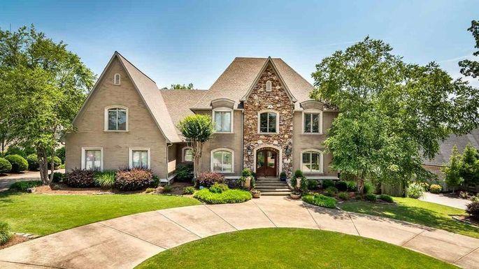 Little Rock mansion