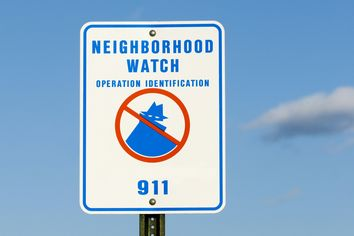 Are Neighborhood Watch Signs Killing Home Sales?