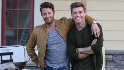 'Nate and Jeremiah By Design': Remodeling TV's New 'It' Couple?