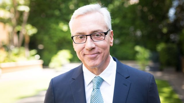 Dr. Drew Pinsky Hopes Penthouse Is the Right Prescription for a Renter