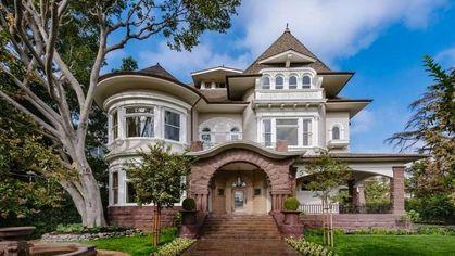 Once Hacked Into 3 Pieces, This Historic L.A. Mansion Gets a Massive Makeover