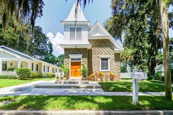 This Former Catholic Church Makes for an Absolutely Adorable Abode