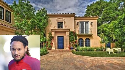 LA Galaxy's Jermaine Jones Selling Mansion He Bought From Tori Spelling
