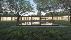 Modern Masterpiece! This $7.5M Glass House in Dallas Is Clearly a Must-See