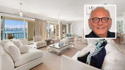 Florida Estate of Late BCBG Founder Max Azria Is Listed for $5.9M