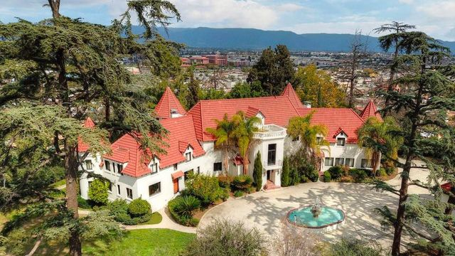 Infamous Phil Spector Murder Mansion in L.A. Gets a Price Cut