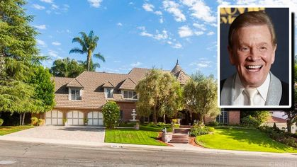 Game Show Great Wink Martindale Is Selling His Calabasas Home for $2.45M
