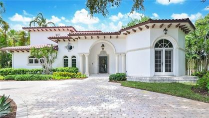 Iron Throne Not Included: Medieval-Inspired Florida Home on Sale for $1.75M