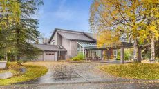 Would You Buy the Biggest Home in Alaska? It's Nearly 10,000 Square Feet