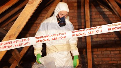 Asbestos in the Home: How to Find It and What to Do