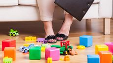 10 Things All Parents Have Cluttering Their Home: Let Them Go!