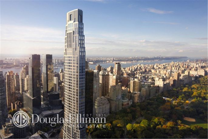 220 Central Park South in New York City