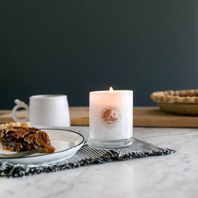 The must-have votiveof the autumn season is the Magnolia Fall Candle.